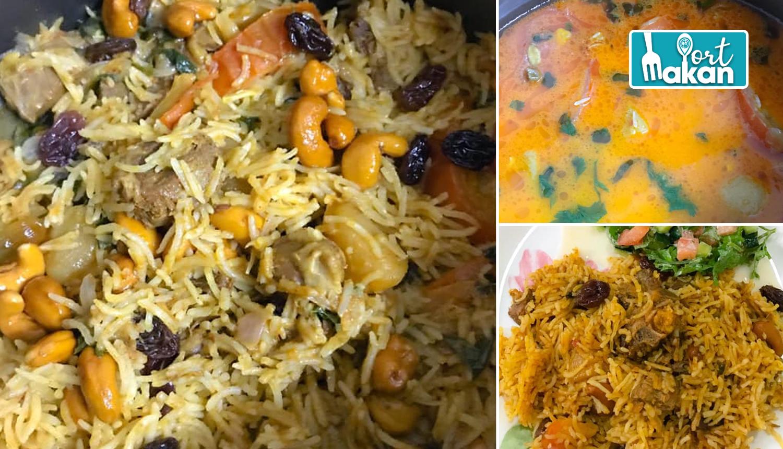 resepi nasi beriyani  membuat nasi briyani sebenarnya tidak sesulit  dibayangkan kok Resepi Dalca Nasi Arab Enak dan Mudah